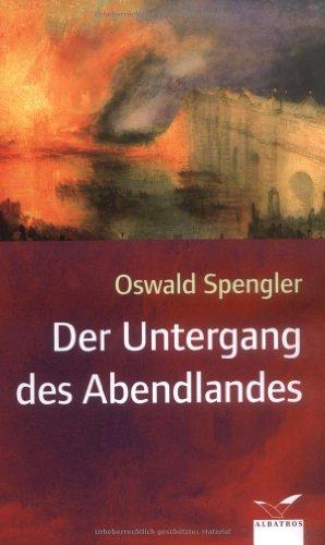 9783491961906: Der Untergang des Abendlandes