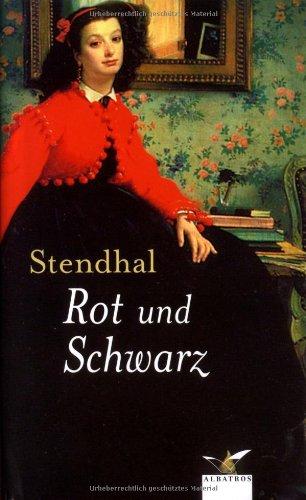 9783491961920: Rot und Schwarz