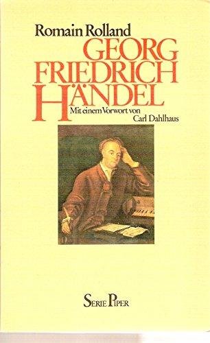 9783492006590: Georg Friedrich Händel