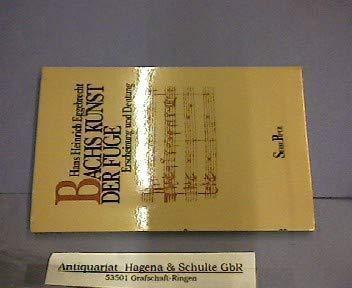 9783492006675: Bachs Kunst der Fuge: Erscheinung und Deutung (Serie Piper) (German Edition)