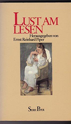 Lust am Lesen. Literatur aus acht Jahrzehnten