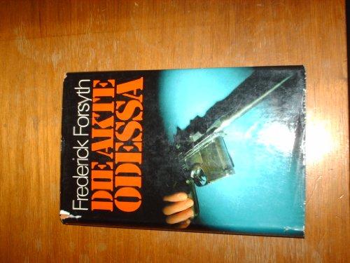 9783492019927: Die Akte Odessa