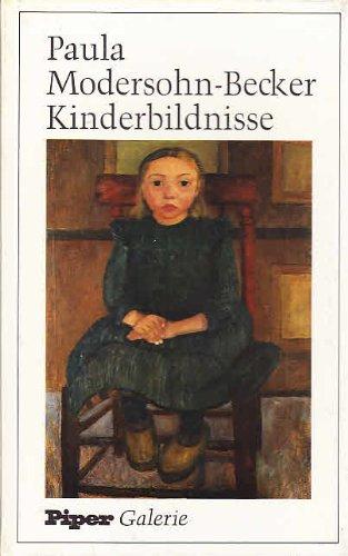 9783492023061: Kinderbildnisse (Piper Galerie)