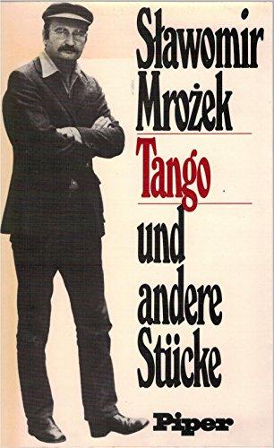 9783492023412: Tango und andere Stücke, Bd 1