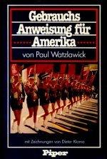 9783492024013: Gebrauchsanweisung fur Amerika: E. respektloses Reisebrevier (German Edition)