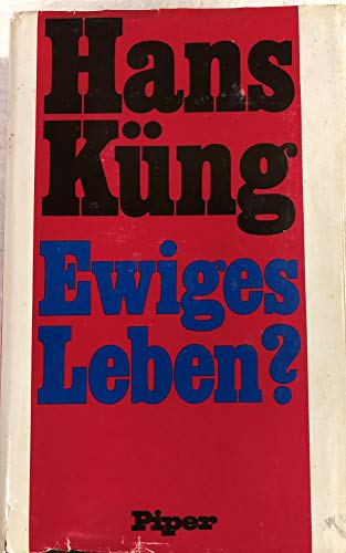 9783492028066: Ewiges Leben?
