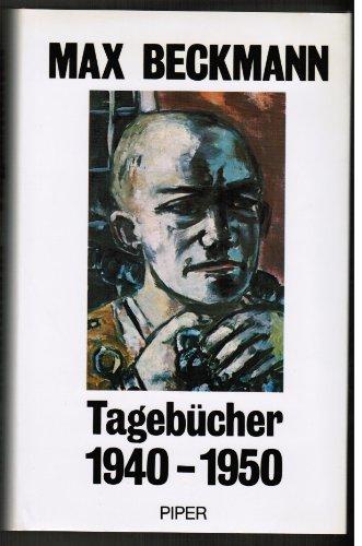 9783492028943: Tagebücher 1940-1950