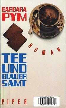 9783492030397: Tee und blauer Samt. Roman