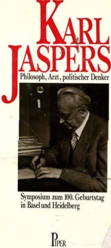 Karl Jaspers: n/a