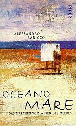 9783492038751: Oceano Mare. Das Märchen vom Wesen des Meeres.