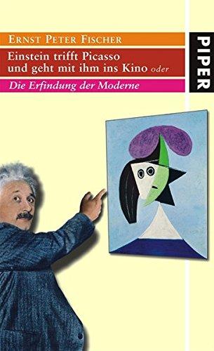 9783492046824: Einstein trifft Picasso und geht mit ihm ins Kino