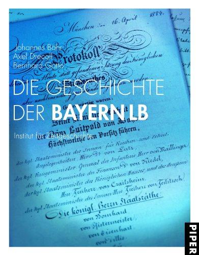 9783492053259: Die Geschichte der Bayern LB