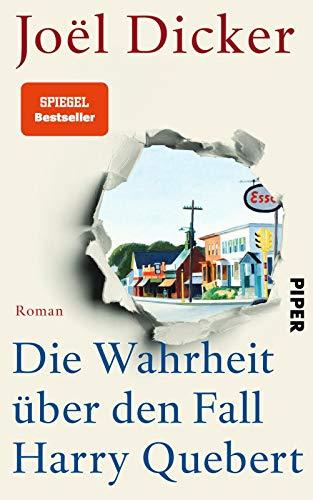 9783492056007: Die Wahrheit uber den Fall Harry Quebert (German Edition)