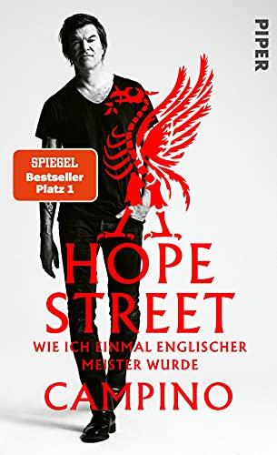 9783492070508: Hope Street: Wie ich einmal englischer Meister wurde