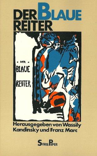 9783492103008: Der Blaue Reiter