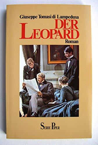 9783492103206: Der Leopard.