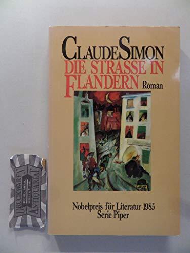 Die Strasse in Flandern: Claude Simon