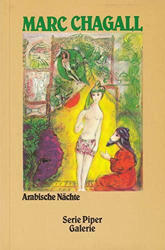 Arabische Nächte: Chagall, Marc