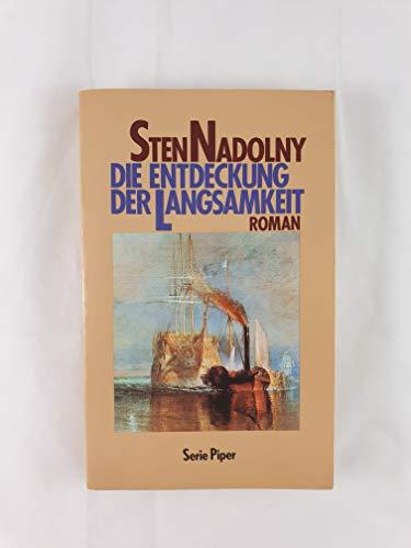 9783492107006: Die Entdeckung Der Langsamkeit (German Edition)