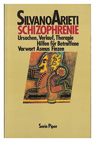 9783492107136: Schizophrenie. Ursachen, Verlauf, Therapie. Hilfen für Betroffene