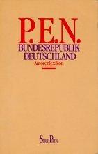 9783492108577: P.E.N.-Zentrum Bundesrepublik Deutschland: Autorenlexikon (Serie Piper) (German Edition)