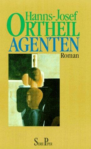 9783492115438: Agenten. Roman