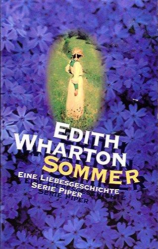 9783492118859: Sommer. Roman