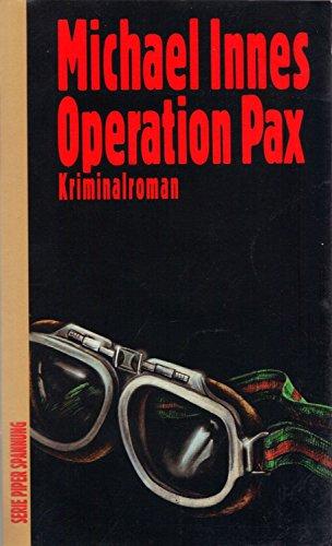 9783492155670: Operation Pax
