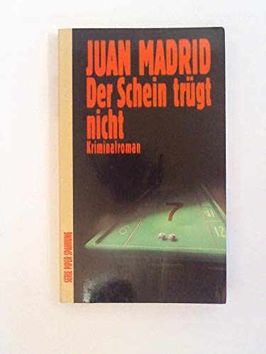 9783492156066: Der Schein trügt nicht. Kriminalroman.
