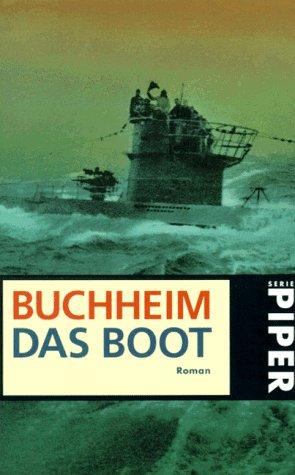 9783492218009: Das Boot (German Edition)