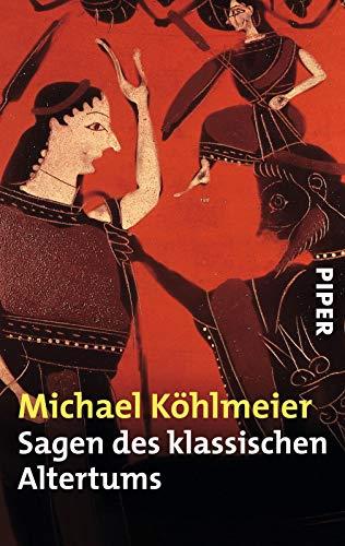 9783492223713 Sagen Des Klassischen Altertums Serie Piper