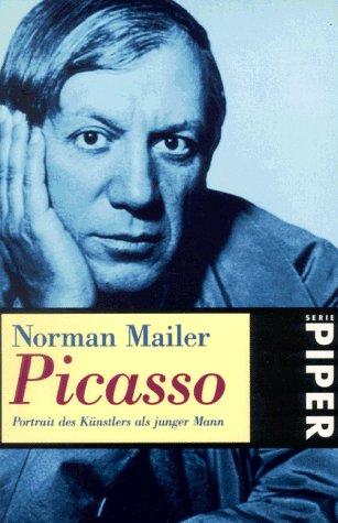9783492226165: Picasso. Portrait des K�nstlers als junger Mann