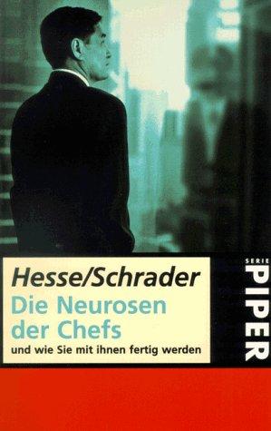 9783492226196: Die Neurosen der Chefs