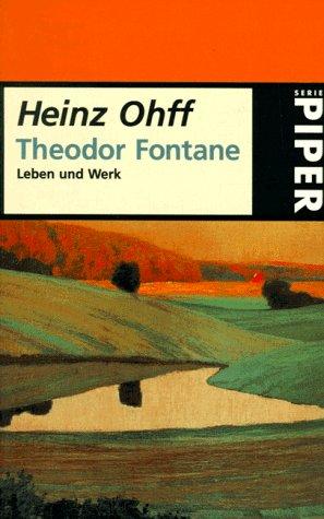9783492226578: Theodor Fontane