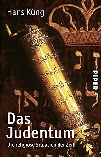 9783492228275: Das Judentum: Die religiöse Situation der Zeit