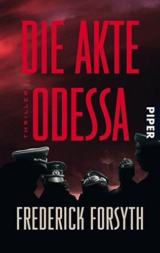 9783492231268: Die Akte Odessa