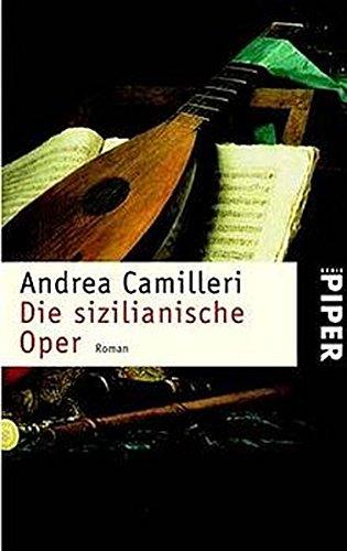 9783492234405: Die sizilianische Oper