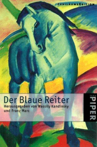 9783492241212: Der blaue Reiter.