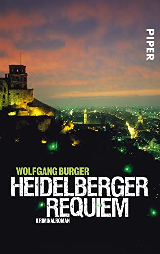 9783492242172: Heidelberger Requiem