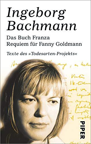 Das Buch Franza: Bachmann, Ingeborg