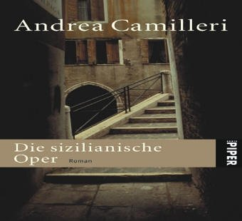 9783492245289: Die sizilianische Oper: Roman