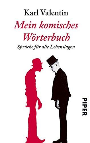 9783492246040 Mein Komisches Wörterbuch Abebooks Karl
