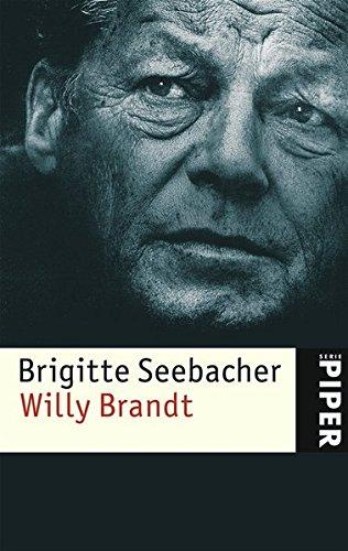 Willy Brandt: Seebacher-Brandt, Brigitte