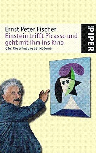 9783492248327: Einstein trifft Picasso und geht mit ihm ins Kino