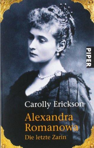 Alexandra Romanowa (349224940X) by Carolly Erickson