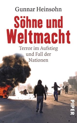 9783492251242: Söhne und Weltmacht: Terror im Aufstieg und Fall der Nationen