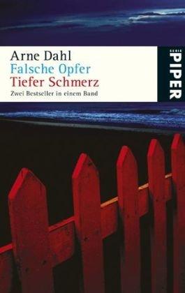 9783492251693: Falsche Opfer - Tiefer Schmerz: Zwei Bestseller in einem Band
