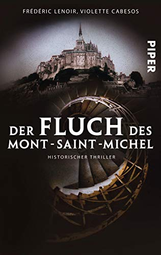 9783492252577: Der Fluch des Mont-Saint-Michel: Historischer Thriller