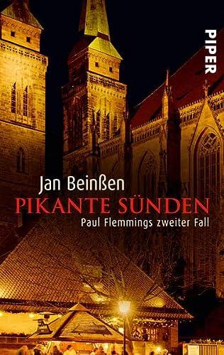 Pikante S?nden: Paul Flemmings zweiter Fall: Bein?en, Jan