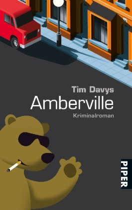 9783492257503: Amberville: Kriminalroman